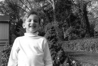 My brother, Aaron Chaleff, age 6.