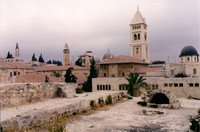 Some of the various churches where various things happened to Jesus and his brethren.