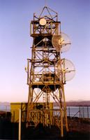 Some sort of Scottish military communications equipment on Skye.
