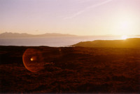 Sunset on the Isle of Skye.