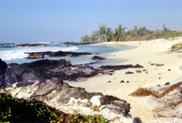It's tough to remember the names of all those beautiful Big Island beaches.