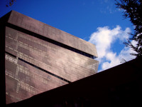 San Francisco's new de Young museum is the Imperial Star Destroyer of the art world.