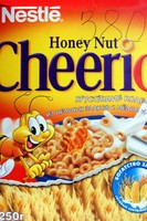 Almaty truly is heaven! My mouth was very happy to taste Honey Nut Cheerios after an 8-month absence.