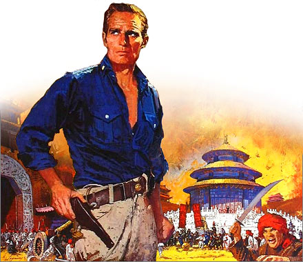 Charlton Heston is dead at age 83.