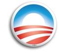 Barack Obama campaign logo.
